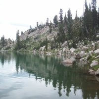 White Pine Lake in September
