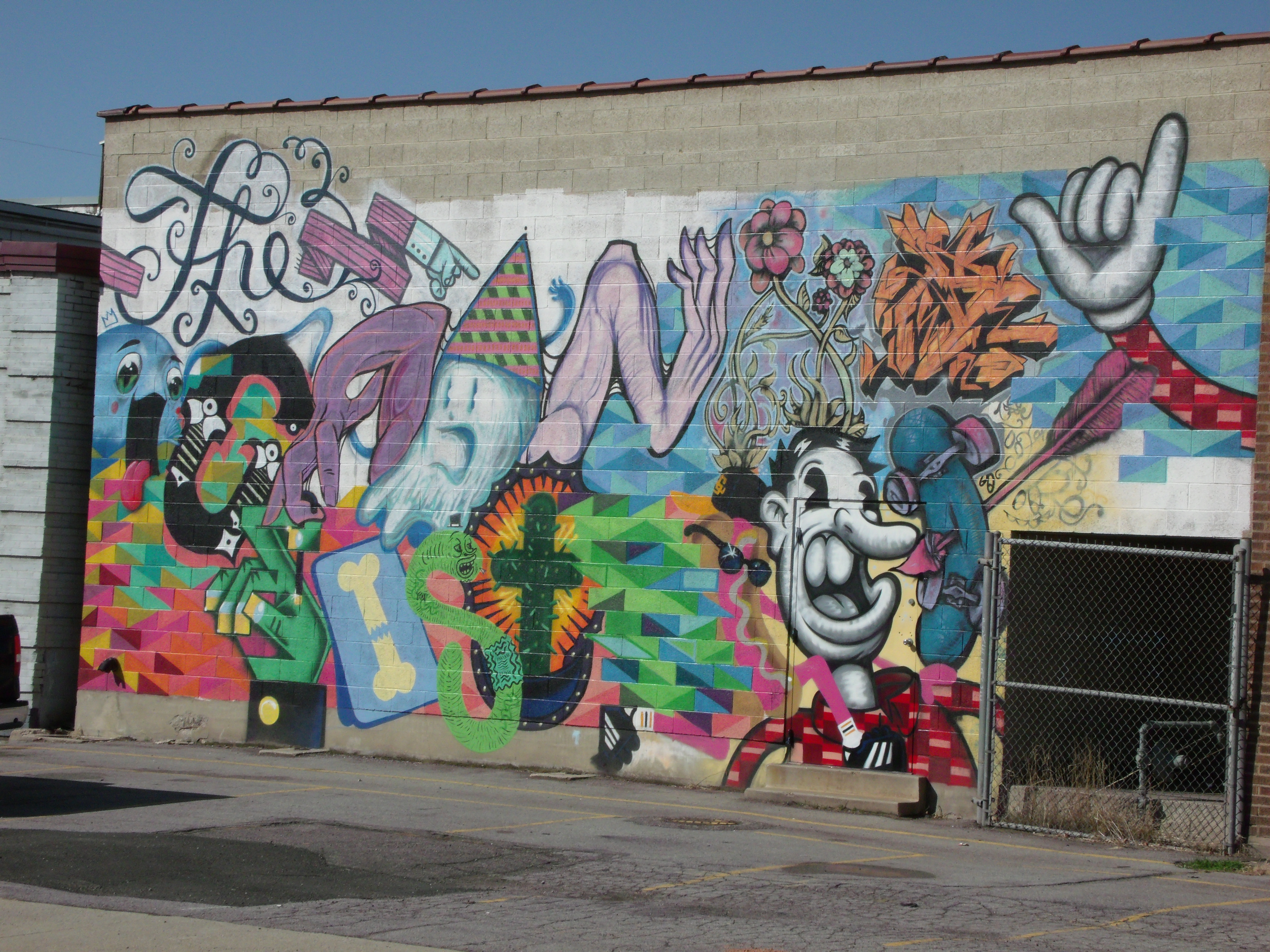 The World's newest photos of graffiti and pyramidwall - Flickr ...