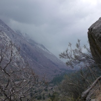 Little Cottonwood Canyon Vistas