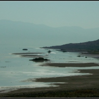 Antelope Island in September