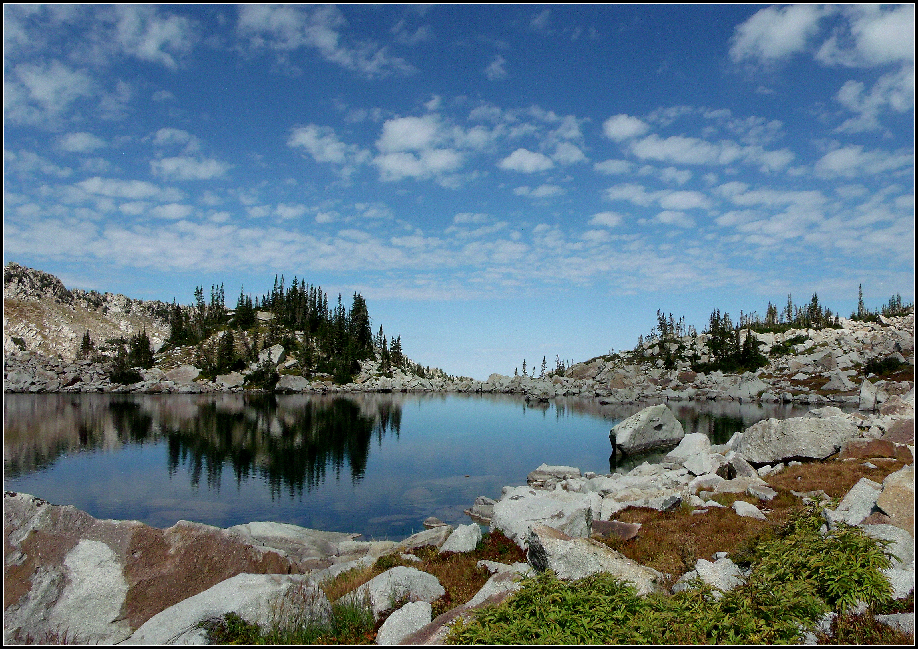 Upper Red-Pine Lake   Scott\'s Place...Images and Wordsupper red lake ut