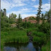Sister Lakes - Lake Lillian
