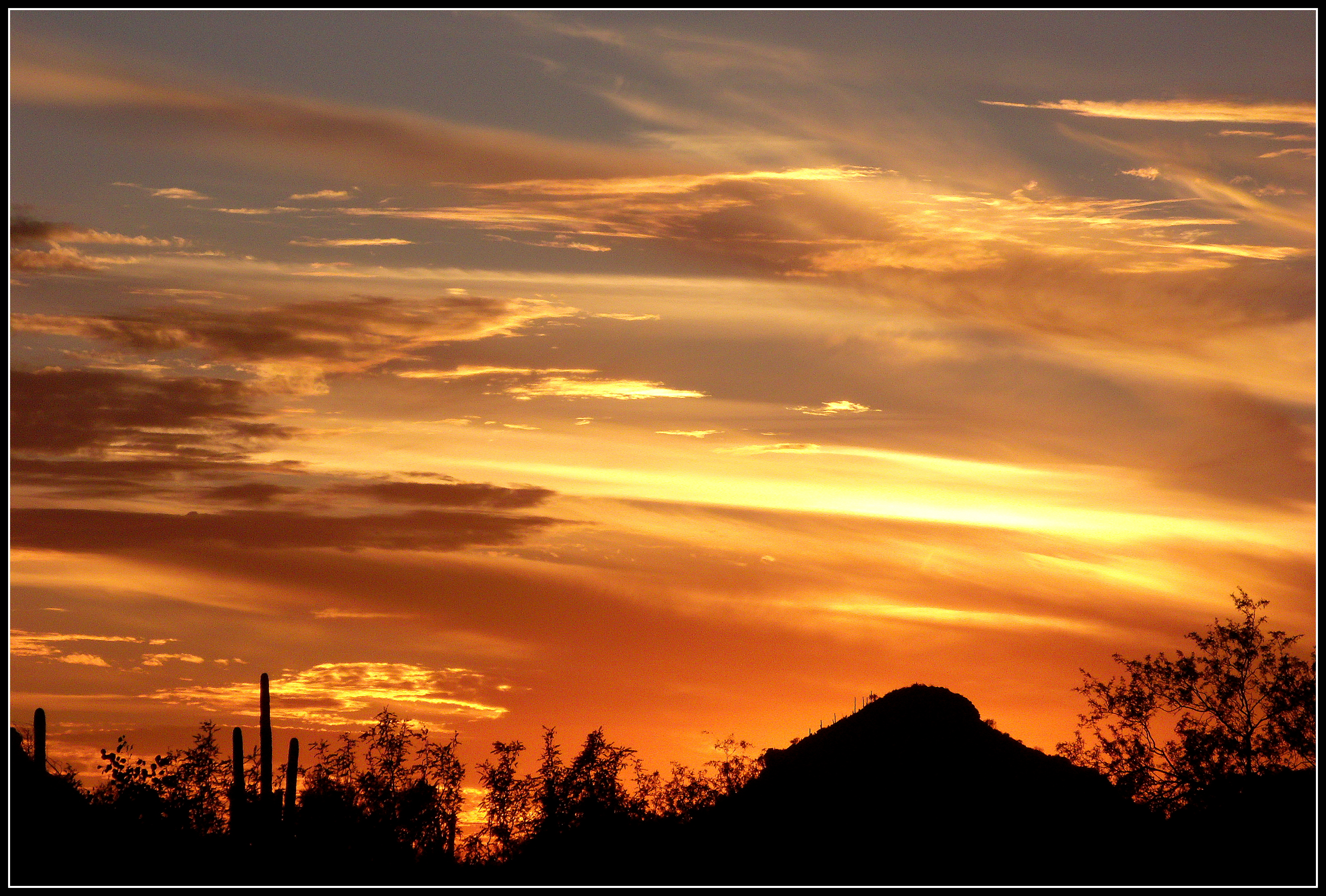Arizona sunset | Scott...