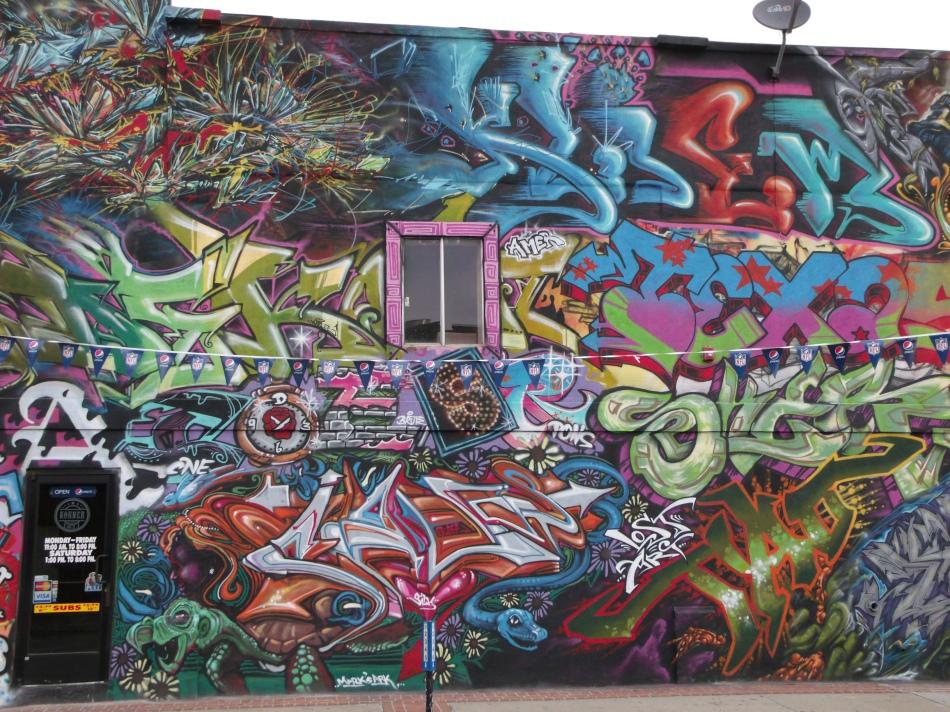 2020 Mural center panel