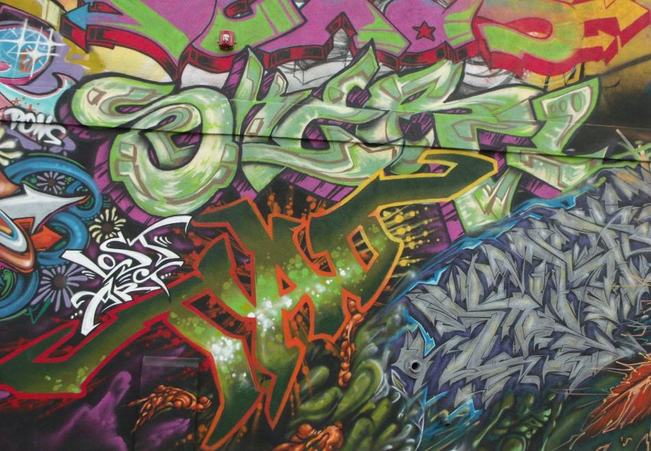 2020 Mural focus four