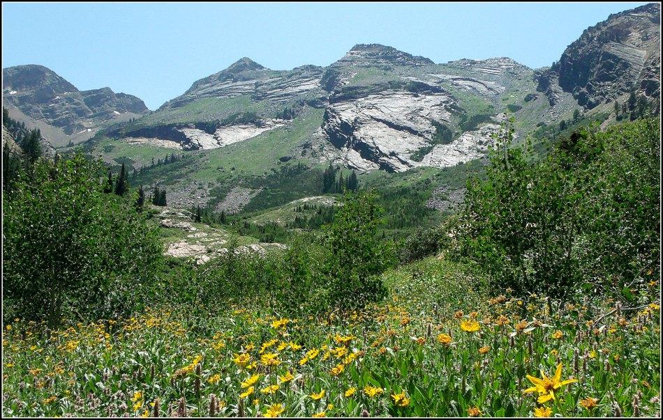 Final look at Broads Fork Twin Peaks