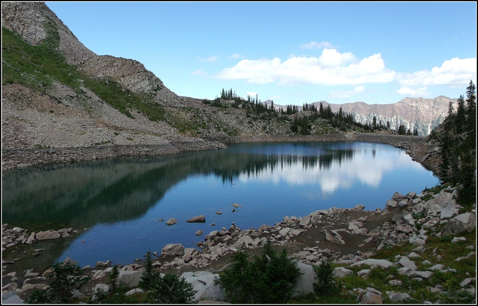 White Pine Lake in August 5