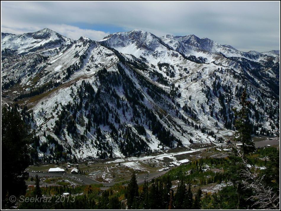 above Alta Utah