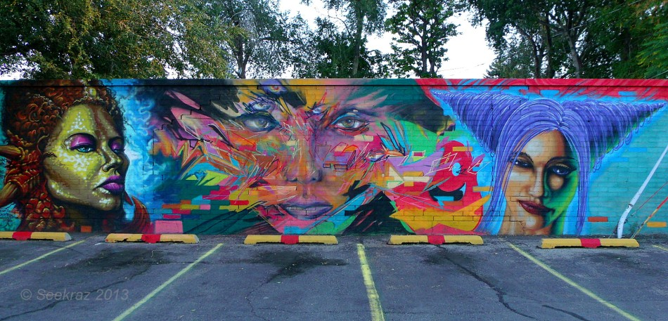 Qaderi mural 1