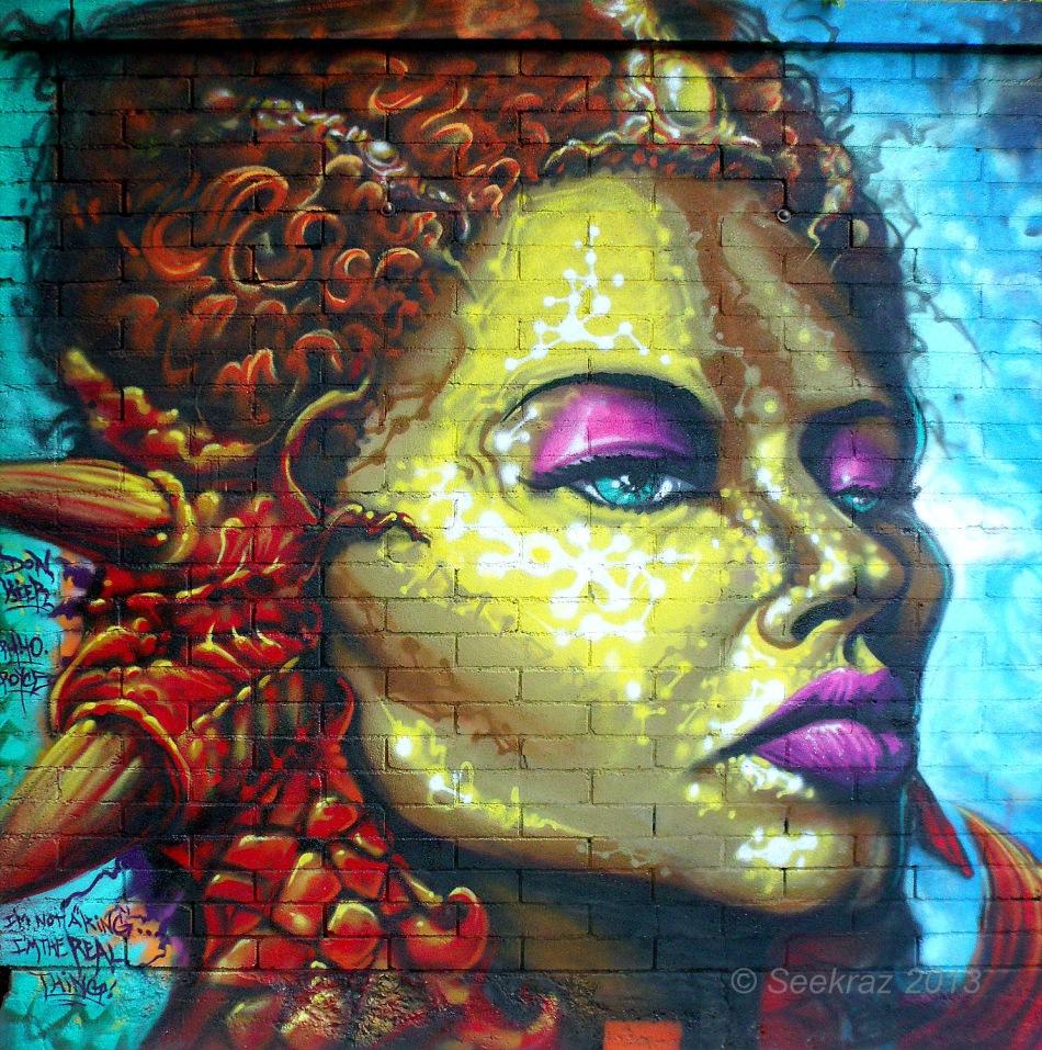 Qaderi mural 2