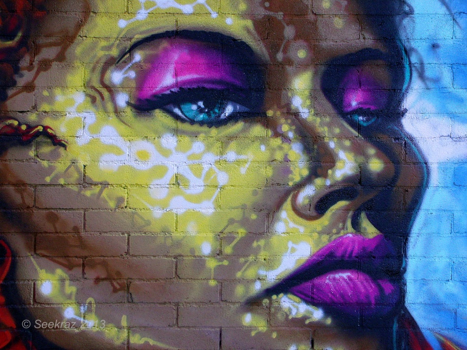 Qaderi mural 3