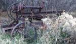 Antique Road Grader from1918