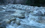 Little Cottonwood Canyon Stream in lateNovember