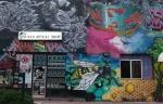 Korner Market mural leftpanel
