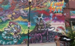 Korner Market mural rightpanel