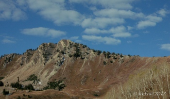 Mt Raymond from Mill A Basin