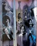 Utah Arts Alliance Legends mural – far rightpanel