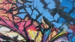 Gallenson's elk mural misc3
