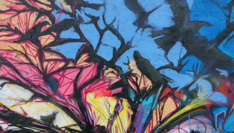 Gallenson's elk mural misc 3