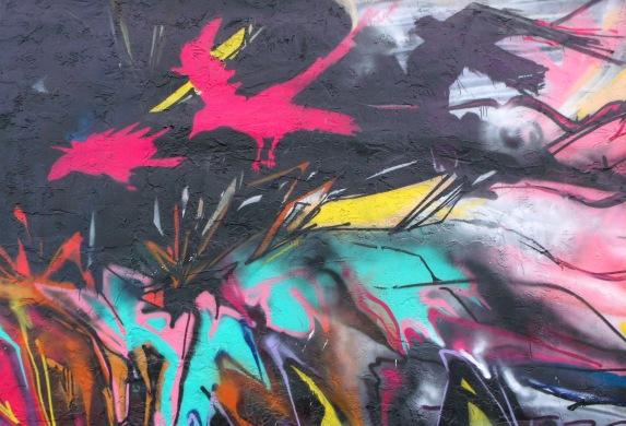 Gallenson's elk mural misc 4
