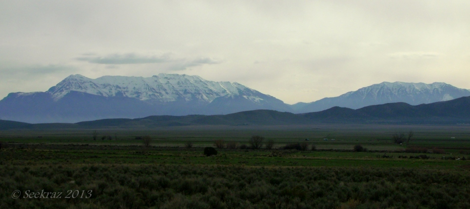 Timpanogos in early Spring