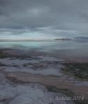 Antelope Island study in white11