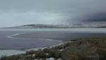 Antelope Island study in white21