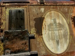 Golden Spike Centennial traincar