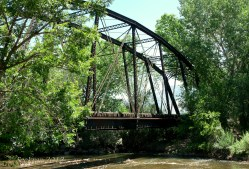 Ogden, Utah, railroad bridge