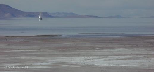 Sailing The Great Salt Lake 6