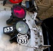 Union Pacific 833