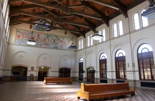 Union Station lobby