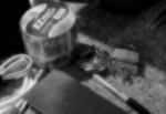 tape and locks