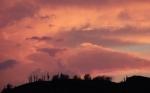 DH clouds atsunset