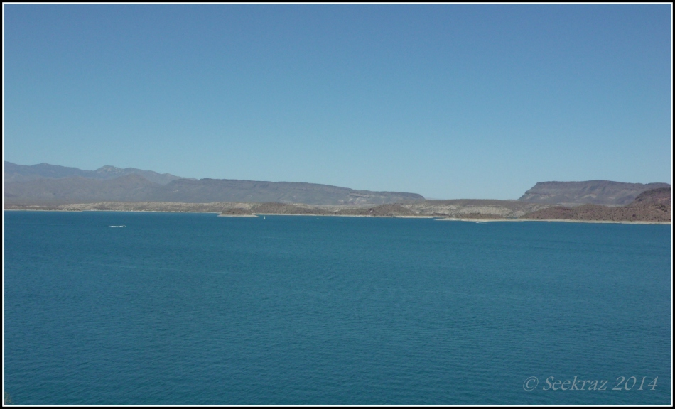 Severe clear on Lake Pleasant