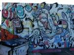 Hair Pollution mural panel1