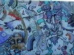 Hair Pollution mural panel4