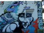 Hair Pollution mural panel6
