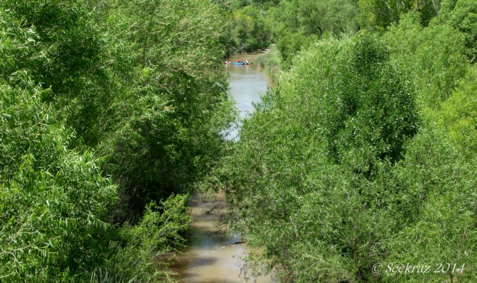 Verde River Canoes