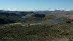Serpentine Agua Fria River looking south toward LakePleasant
