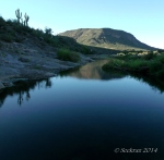 South Verde Rivermorning