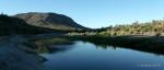 South Verde River morningwide-angle