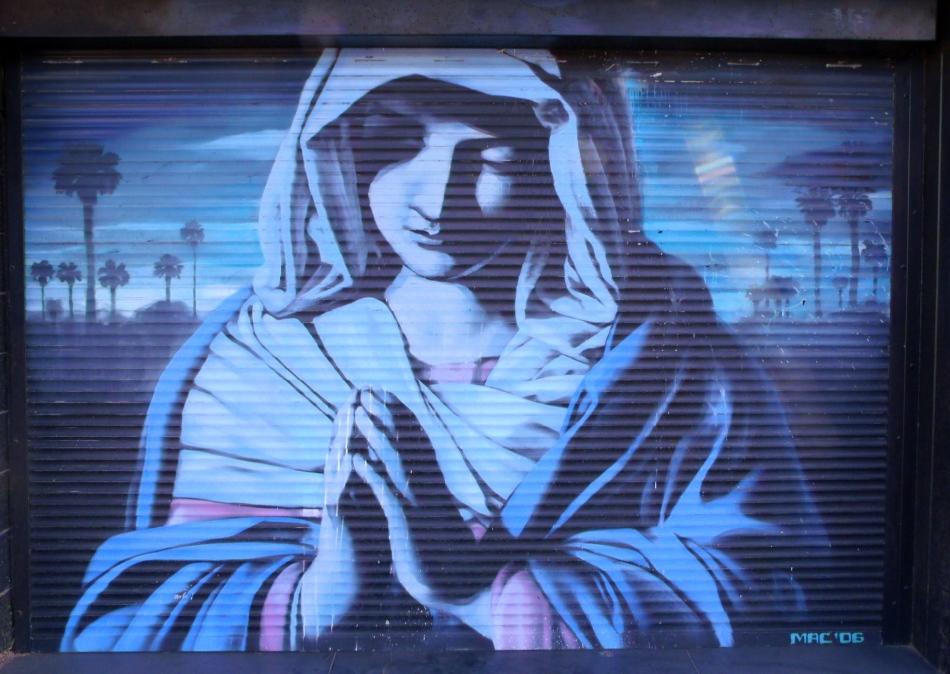 Nuestra Senora del Desierto by El Mac