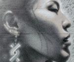 El Mac Indigenous Woman new muralcloser