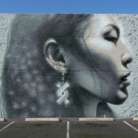 City Paint Phoenix 6 - Indigenous Woman