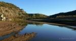 Agua Fria River lookingnorth