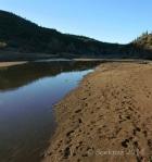 Agua Fria River lookingsouth