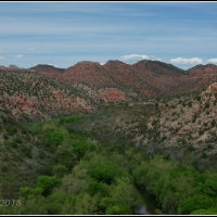Sycamore Canyon Wilderness Area
