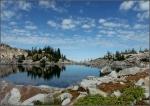 Upper Red Pine Lake, Little CottonwoodCanyon