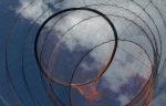 """Her Secret is Patience"" sculpture abstract3"
